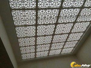 سقف cnc بهترین انتخاب برای سقف های آشپزخانه ، حمام و دستشویی