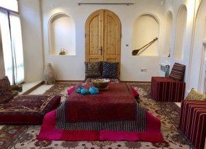 سبک دکوراسیون ایران باستان