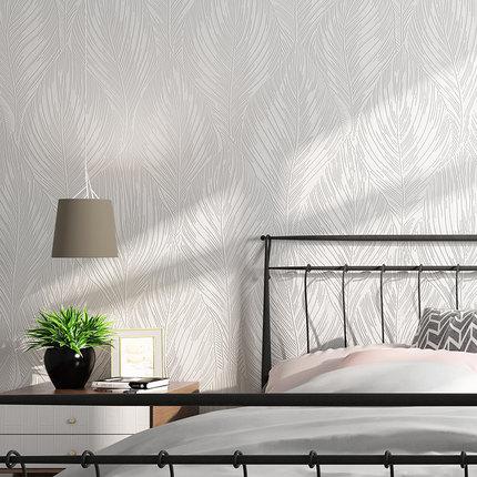 کاغد دیواری ساده اتاق خواب