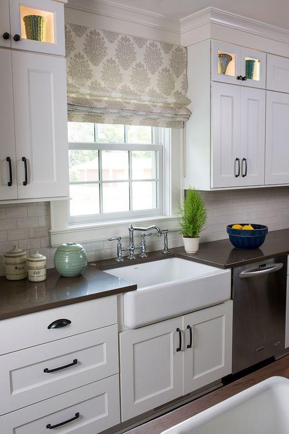 مدل پردهای جدید آشپزخانه