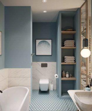 قفسه و شلف حمام و دستشویی