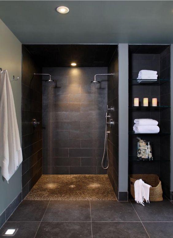 شلف حمام و دستشویی