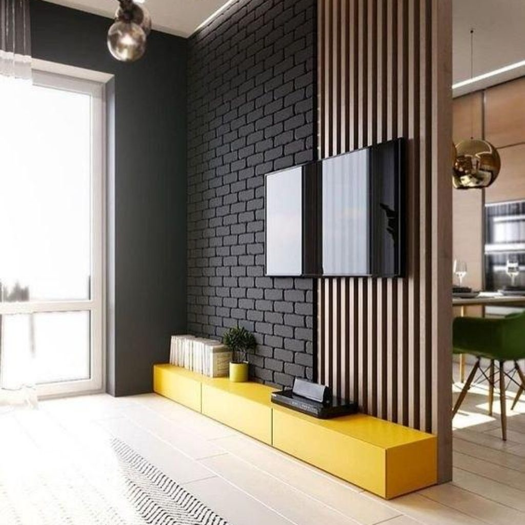 دیزاین دیوار پذیرایی