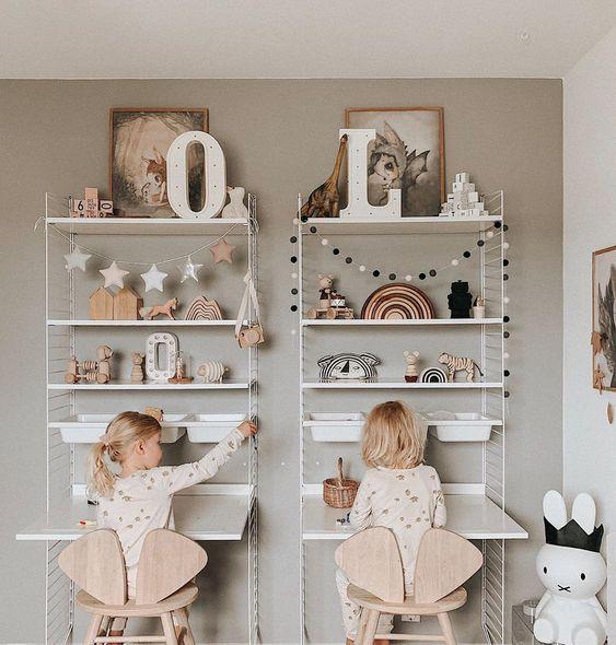 چیدمان و تزیین اتاق کودک