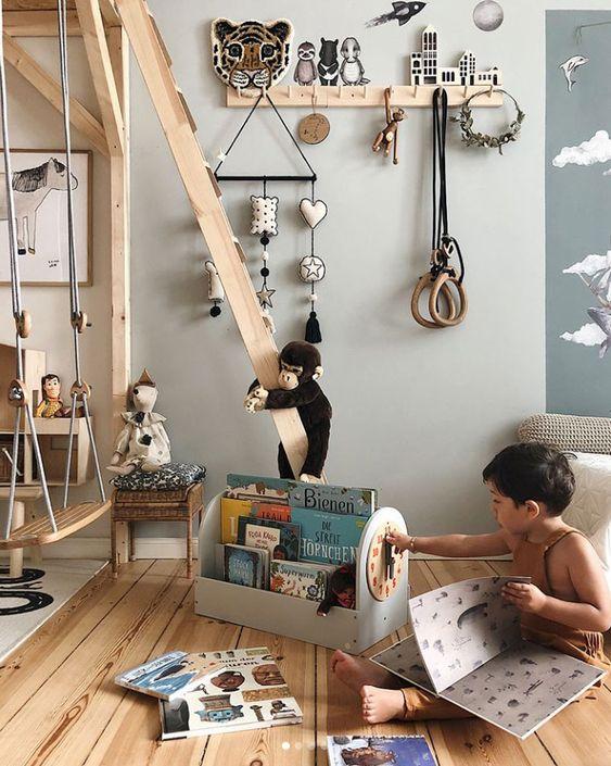 10 ایده طلایی چیدمان اتاق کودک | کودک خود را سوپرایز کنید