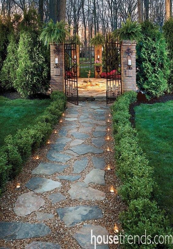 بهترین ایده ها برای طراحی فضای سبز در حیاط منزل