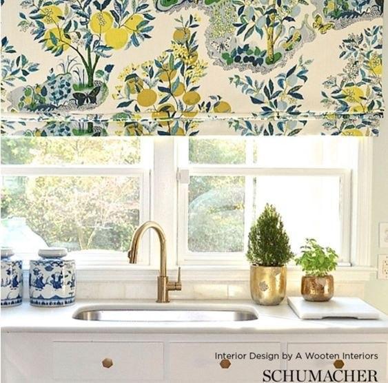 شید پشت پنجره چیست؟ + عکس های شید پشت پنجره آشپزخانه و پذیرایی