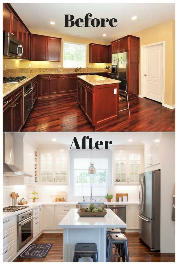 بازسازی آشپزخانه قدیمی