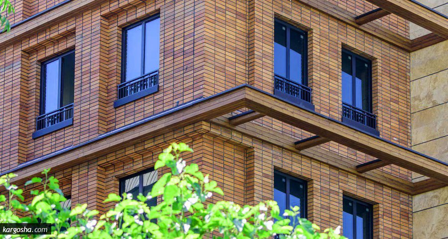 تاثیر پنجره بر نمای ساختمان