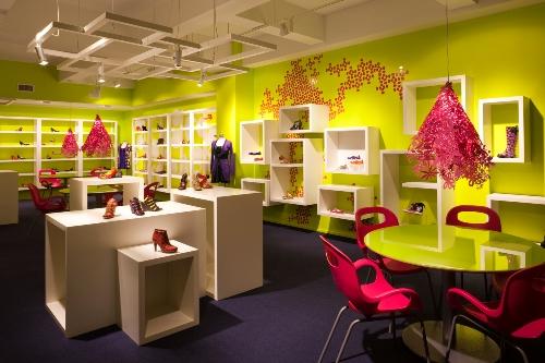 دکوراسیون فروشگاه و تاثیر آن در جذب مشتری